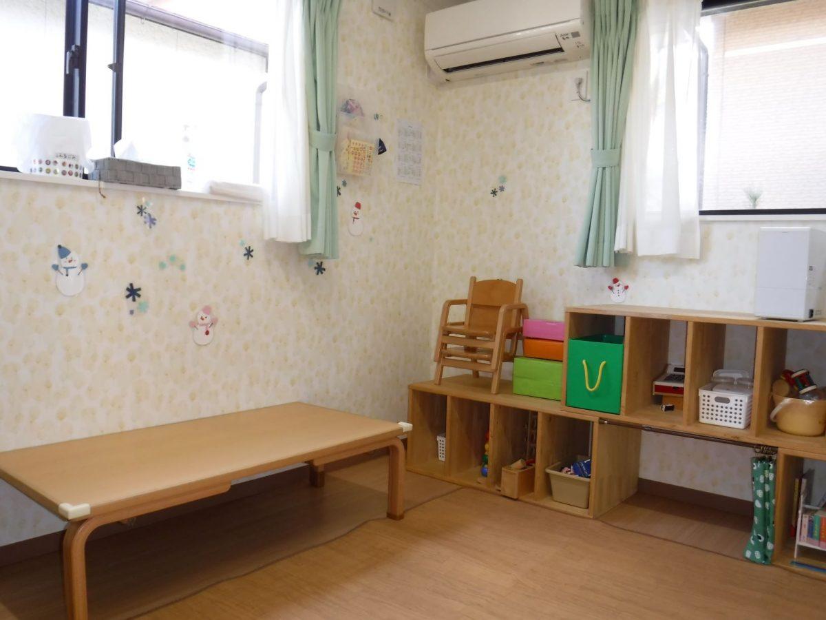 みつばち保育園病児保育室のご案内